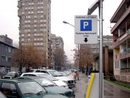 Parking u centru 2 KM