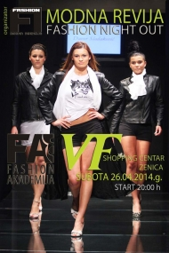Fashion night out-subota 20h