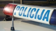 Policija: avgust i strane table