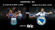 FACE TV: BIH-Argentina
