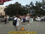 Foto:Streetball Crkvice 2013