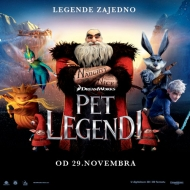 Pet legendi: od 29.11. u 3D-u